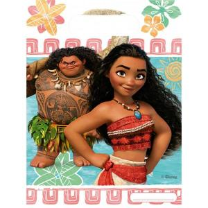 Moana Party Party Bags(6)