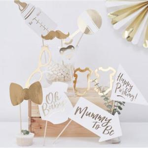 Oh Baby Photo Booth Props