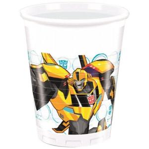 Transformers Plastic Cups (8)
