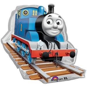 Thomas The Tank Engine Supershape Foil Balloon