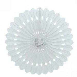 White Decorative Fan