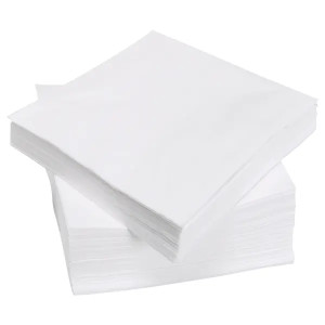 White Cocktail Napkins (20)