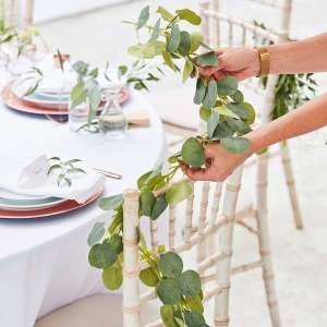 Botanical Wedding Eucalyptus Garland
