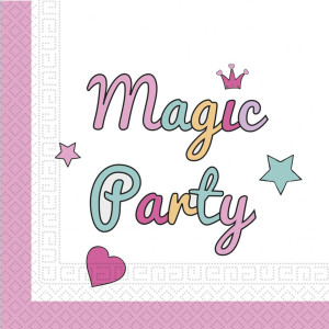 Magic Unicorns Serviettes (20)