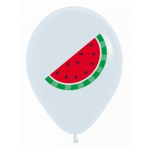 Watermelon Latex Balloons (5)