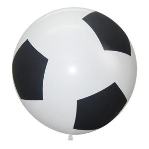 Soccer Latex Balloon 36 inch