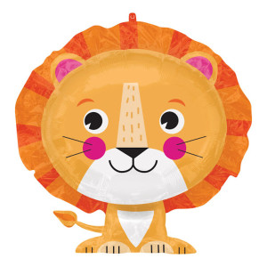 Lion Supershape balloon