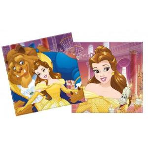 Beauty & The Beast Serviettes (20)