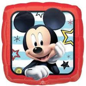 Disney Mickey Roadster 18 inch foil balloon