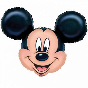Mickey Mouse Head Supershape Balloon