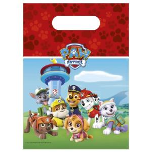 Paw Patrol Ready for Action Party Bags (6)