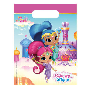 Shimmer and Shine Glitter Friends Party Bags(6)