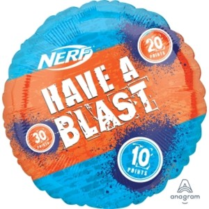 NERF Supershape Balloon