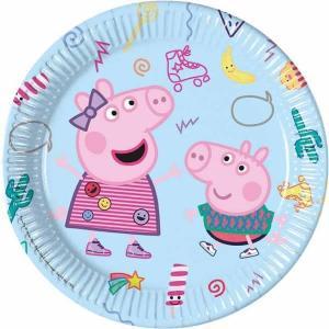 Peppa Pig Paper Plates (8)