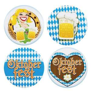 Oktober Fest Fun Badges (4)