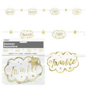Twinkle Twinkle Little Star Paper Garland