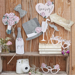 Rustic Country Photobooth Props