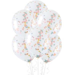 Twinkle Twinkle Little Star Confetti Balloons (5)