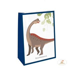 Dinosaur Dinomite Party Bags and Stickers (4)