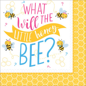 What Will It Bee Serviettes (16)