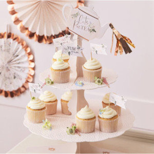 Lets ParTea Afternoon Tea Cake Stand