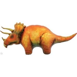 Triceratops Super Shape Foil Balloon 43 inch