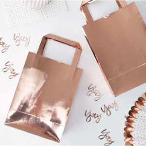 Pick & Mix  - Rose Gold Bags (5)