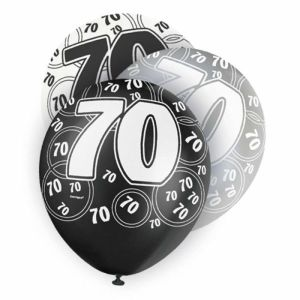 Age 70 Balloons (6)