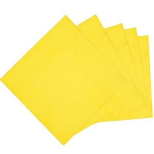 Neon Lighting Napkins (20)