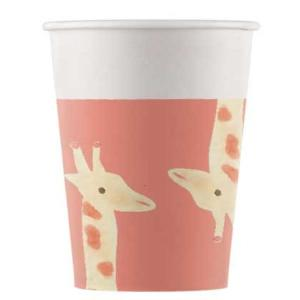 My Safari Party Paper Cups (8)