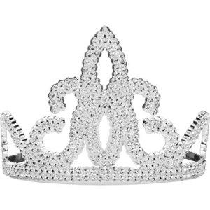 Silver Tiara Dress up