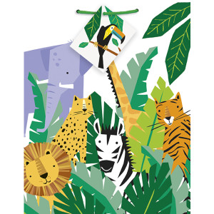 Animal Safari Giftbag