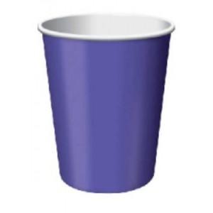 Violet Paper Cups (10)