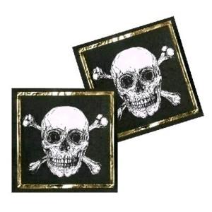 Pirate Paper Serviettes (12)