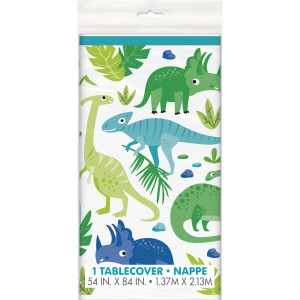 Dinosaur Party Table Cover