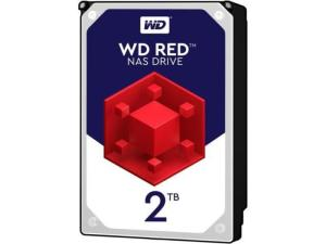 Western Digital WD20EFRX Red 2TB NAS 3.5'' Hard Drive