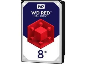 Western Digital WD80EFAX Red 8TB NAS 3.5'' Hard Drive