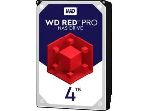 Western Digital WD4003FFBX Red Pro 4TB NAS 3.5'' Hard Drive
