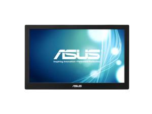Asus MB168B 15.6'' HD (1366 x 768) 11ms Black & Silver Portable USB-Powered PC Monitor