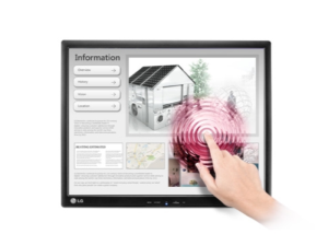 Lg 19MB15T 19'' IPS Touch Screen Monitor