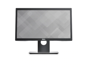 Dell P2018H 20'' HD+ (1600 x 900) 60Hz 5ms TN Panel Black & Brushed Aluminium PC Monitor