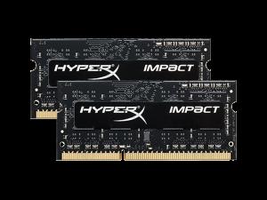 Kingston Hyper-X Impact 4GB X2 Kit DDR3L-2133 So-Dimm