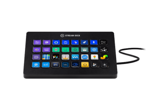Corsair Elgato Stream Deck XL Productivity & Content Creation Controller