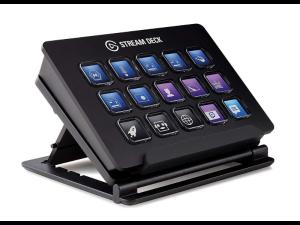 Corsair Elgato Stream Deck Productivity & Content Creation Controller