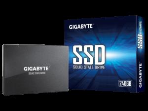 Gigabyte 240GB 2.5'' Form Factor Internal SATA SSD