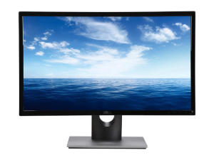 Dell SE2416H 24'' FHD (1920 x 1080) Black & Silver LED Desktop Monitor