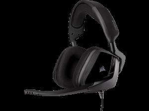 Corsair Void Elite Surround 7.1 Surround Sound Black Premium Gaming Headset