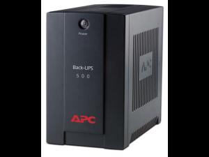 APC Back-UPS 500VA,AVR, IEC outlets UPS
