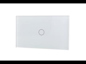Lifesmart Smart Light Switch 1 Lane - Socket 118/120 - White Smart Home Device