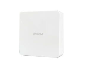 Lifesmart White Smart Station With AC Power Supply Smart Home Device Hub
